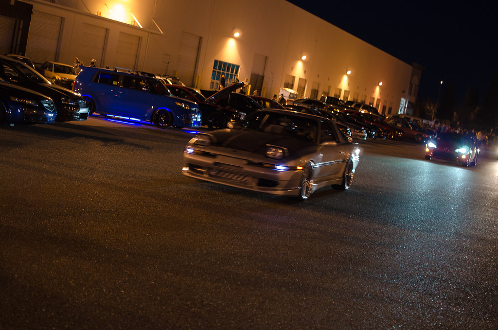 Roseville, CA car meet (pic heavy) 8544597780_2e1805ff80_b
