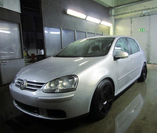 """VW Mk5 """"Rabbit"""" 8566377926_9893572506_z"""