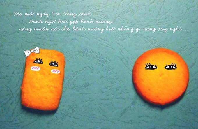 [ROS2013] Nhóm I - Cookies ? Hay câu chuyện tình yêu của những kẻ sến ?  8668049004_ae5643f6b9_b
