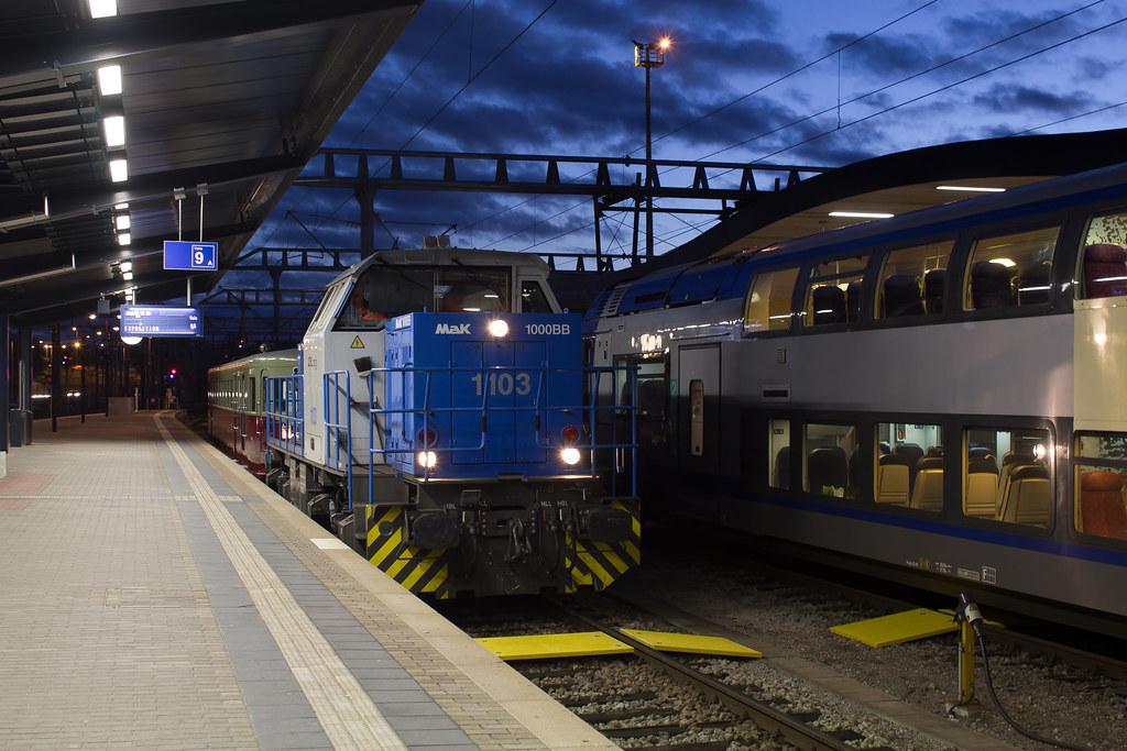 """Expo """"40 Joër G.A.R."""" en Gare de Luxembourg 12-13.10.2013  10258017513_2c2954bd36_b"""