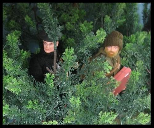 "Movie News..""Escape From Slackabinitz"" A VamGetta Diorama Release 8634696050_4b841ec412"