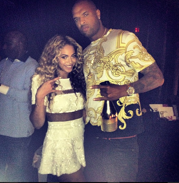 "Beyoncé > ""The Mrs. Carter Show"" World Tour [V] $189 MILLION. BIGGEST FEMALE TOUR OF THE YEAR! Beyonce-slim-thug-instagram"