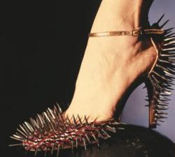 Културни манири Porcupine-killer-shoe