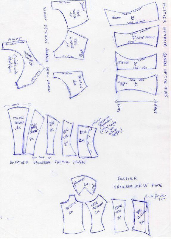 patrons coutures pour fr et barbies Fcd411ab