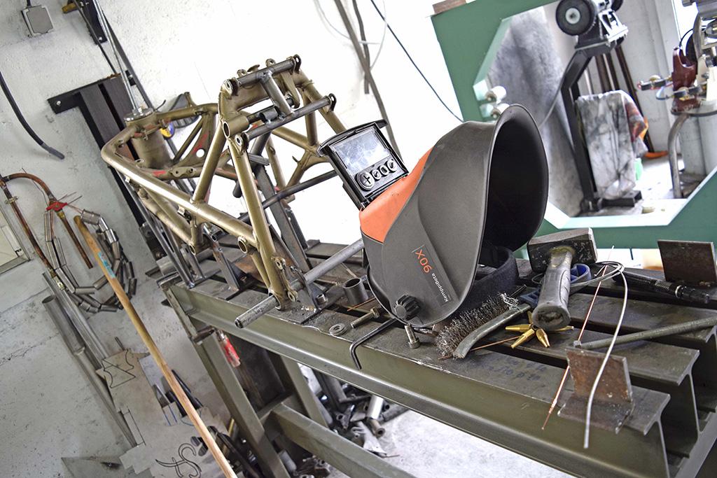 Fabrication - Modification cadre ducat 916 Marbre_2