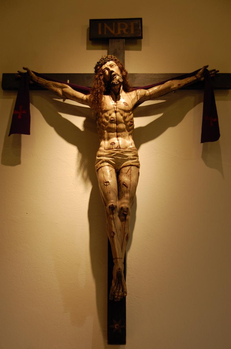 Invernizzi - Roberta Invernizzi Crucifix