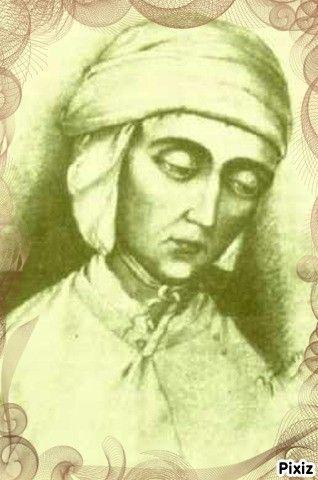 Anne Catherine Emmerich vision sur la Prière  5ee8af3b