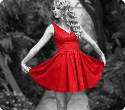 Bebes aweosome  Black-and-white-dress-fashion-girl-red-Favim.com-128387