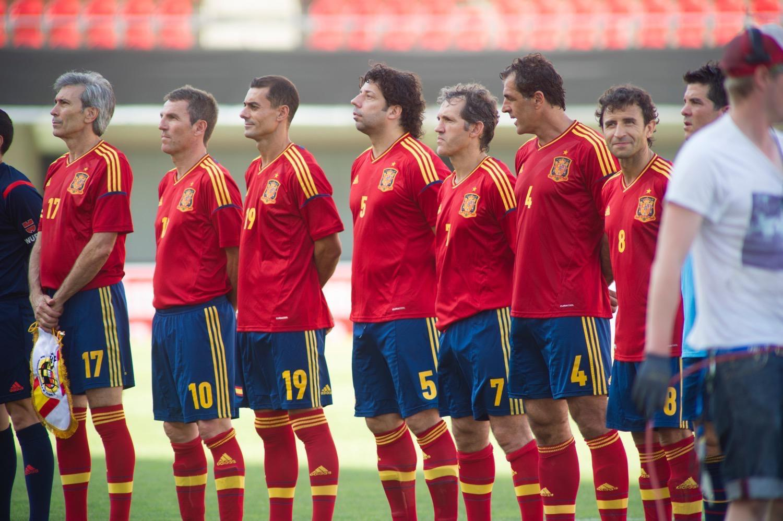 Hilo de la selección de España (selección española) DSC9396