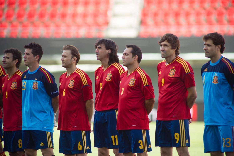 Hilo de la selección de España (selección española) DSC9397