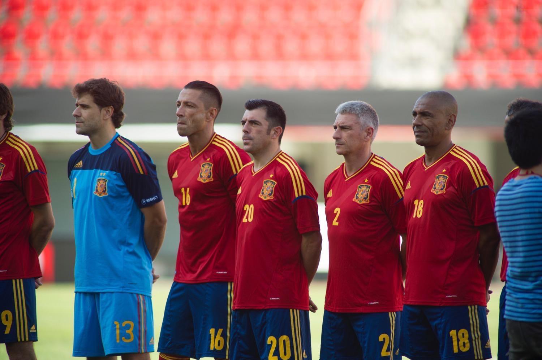 Hilo de la selección de España (selección española) DSC9398