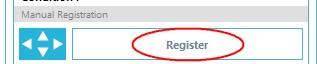 05 - Comment faire une détection manuelle ? Register