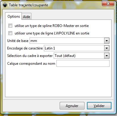 04 - Comment convertir les fichiers ? FenetrepourRM-091
