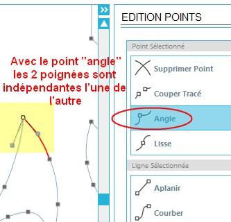 Sst - Leçon 6 - Vectorisation Manuelle Point-angle
