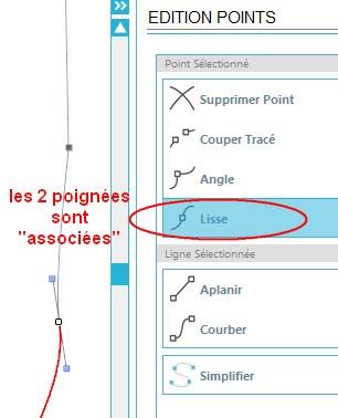 Sst - Leçon 6 - Vectorisation Manuelle Points-Lisses