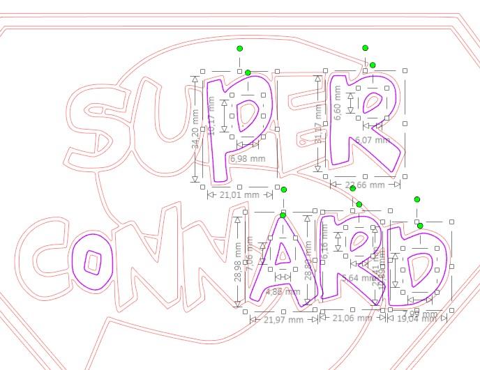 Comment vectoriser ce logo Super_11-ptimoi-a