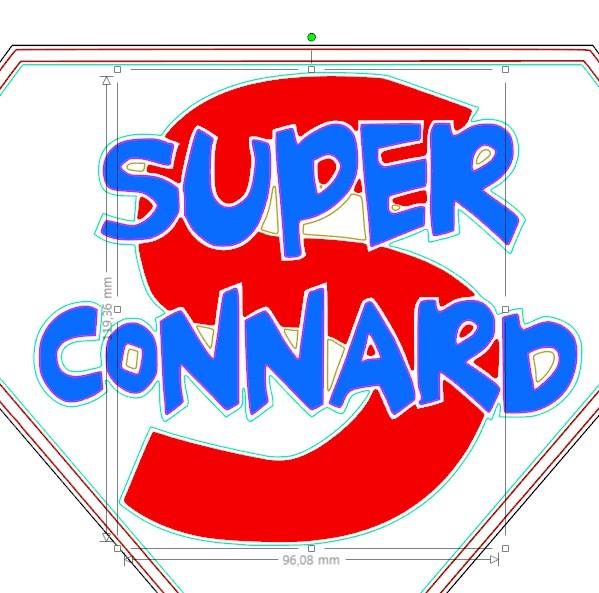 Comment vectoriser ce logo Super_11-ptimoi-d
