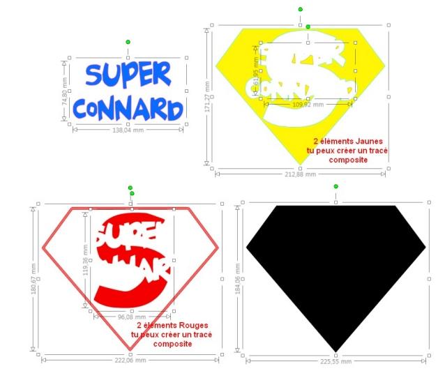 Comment vectoriser ce logo Super_11-ptimoi-i