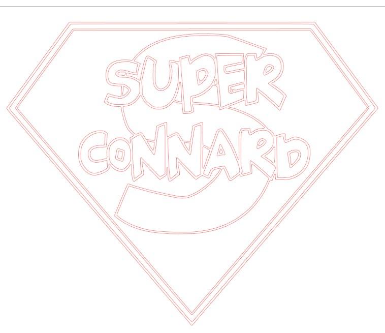 Comment vectoriser ce logo Super_11-ptimoi-vecto
