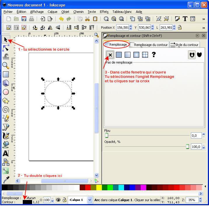 [Inkscape] Tuto Arabesque - Page 2 CercleContour