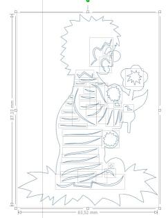 Comment incruster une image (silhouette) dans une carte ScinderImage_2