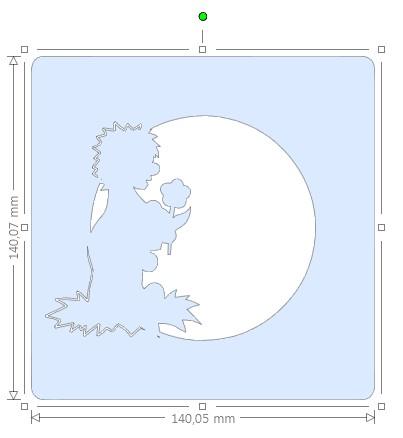 Comment incruster une image (silhouette) dans une carte SelectionCreer_Resultat