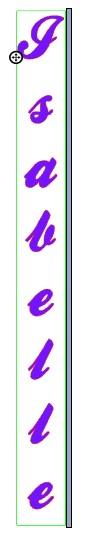 texte vertical TexteVertical3