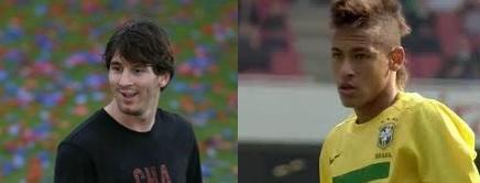 Head to Head-Messi vs Neymar Messineymar