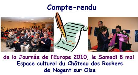 Compte rendu de la Journée de l'Europe 2010 du Samedi 8 mai à Nogent sur Oise Europe_nogent