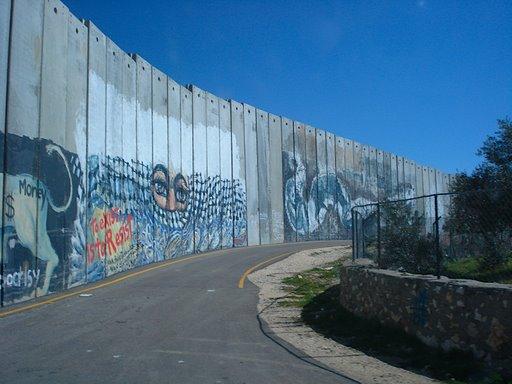 اكبر مجموعه من الصور على الانترنت لرسومات على الجدار العنصري الفاصل Dsc00803jpg