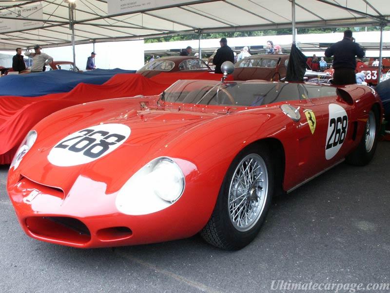 Compteur image - Page 11 Ferrari_268_SP