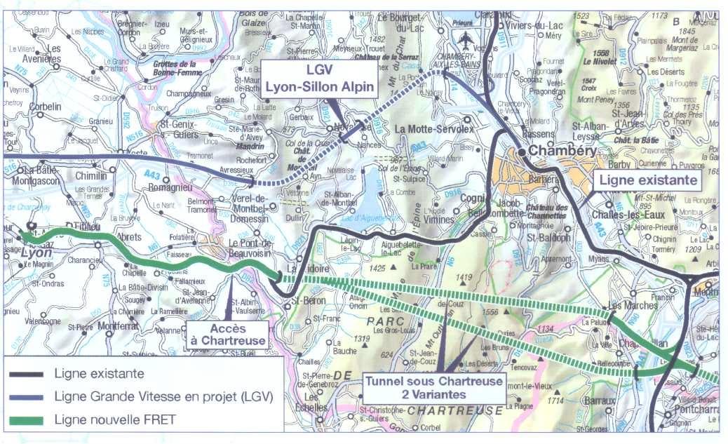 Maginot - La Route des Grandes Alpes - Page 12 Carte1