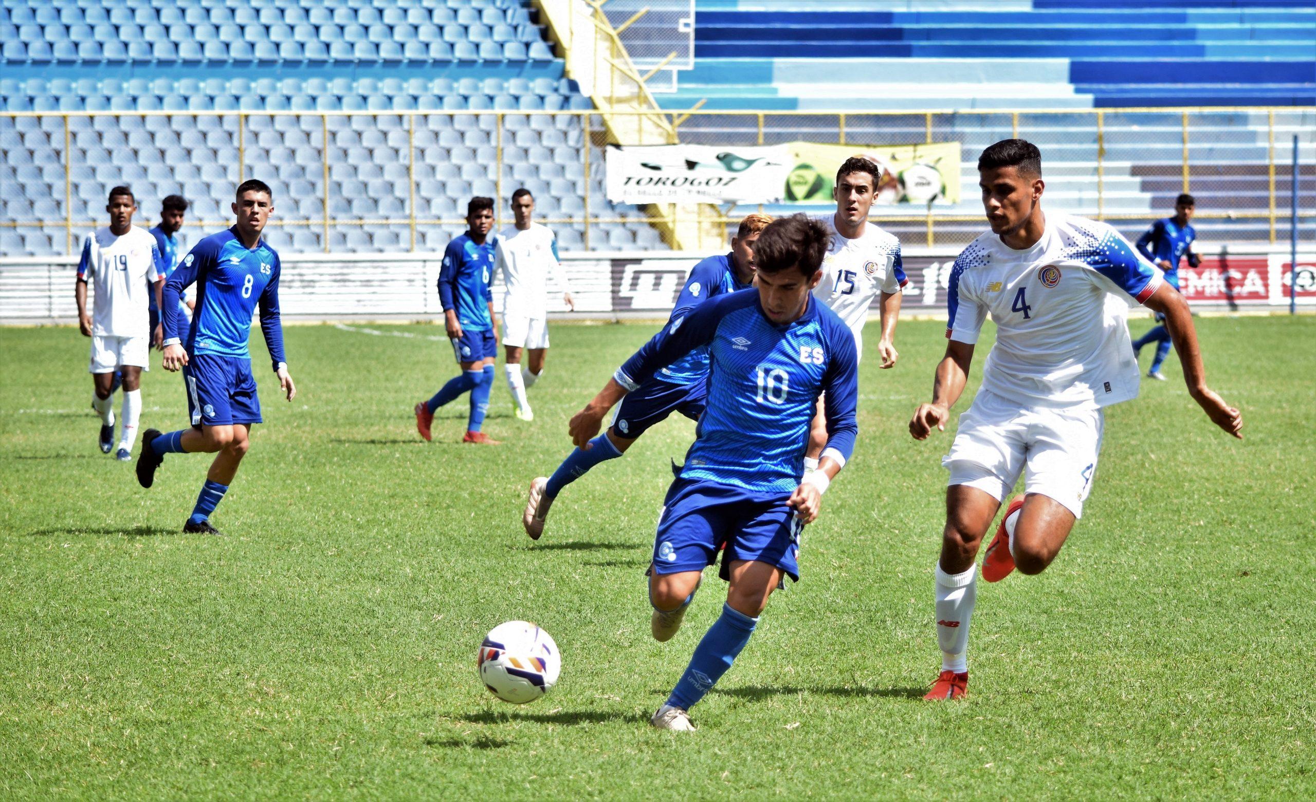 Eliminatoria final de CONCACAF para Juegos Olimpicos de Tokio, Japon 2020.  El Salvador en grupo B. DSC_3843-scaled