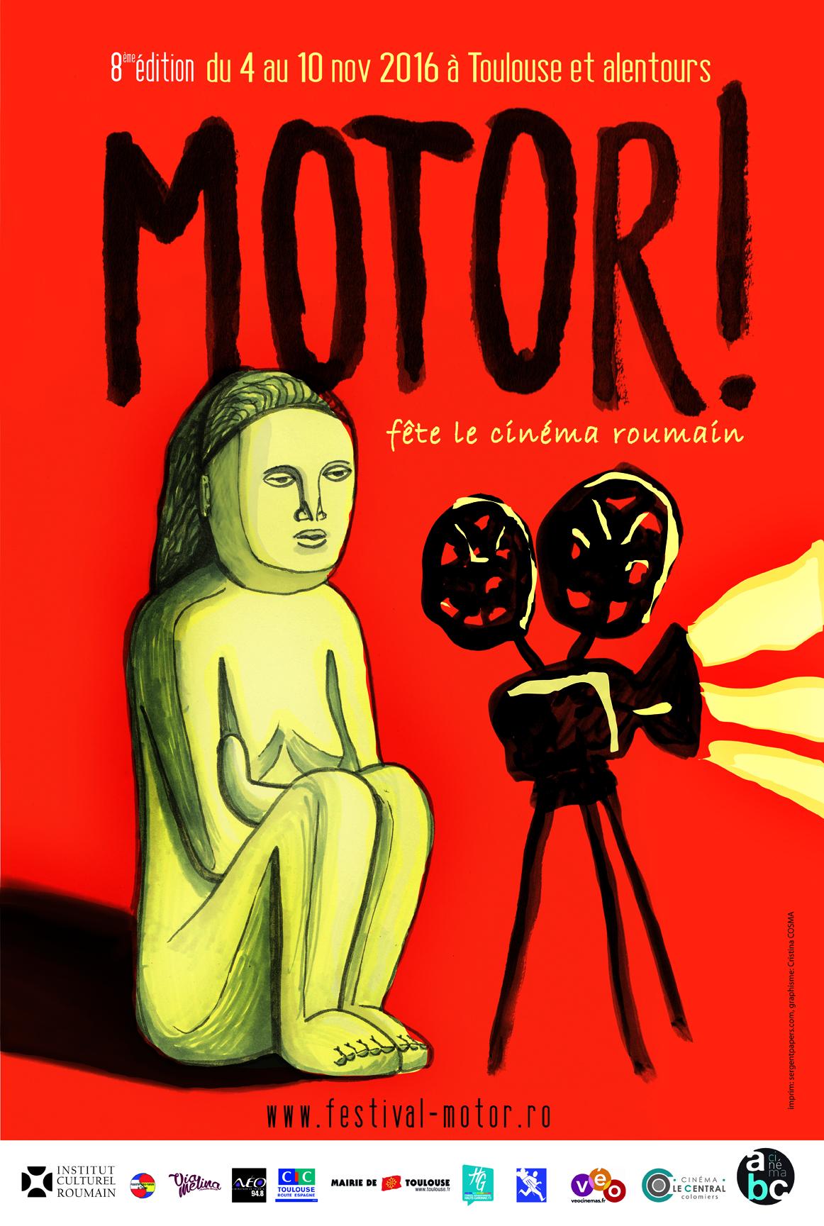 [cinema] Festival Motor! à Toulouse du 4 au 10 novembre 2016 Motor-2016-affiche-1