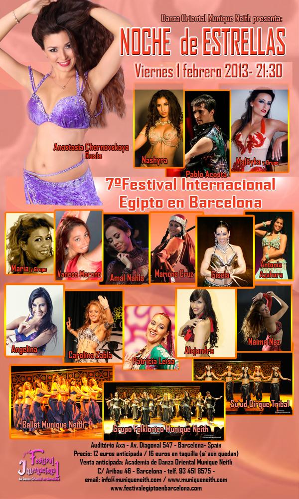 Gala Noche de Estrellas Viernes 1 de Febrero en Barcelona Cartelgalanacional2-copia