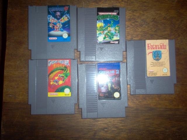 Collection jeux vidéos Bakasan IM000661