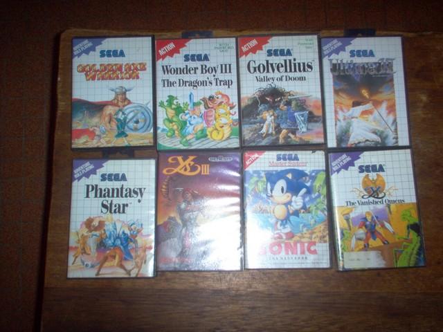 Collection jeux vidéos Bakasan IM000663