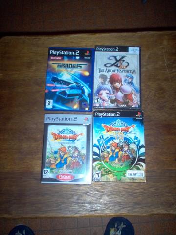 Collection jeux vidéos Bakasan IM000664