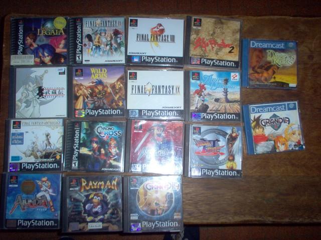 Collection jeux vidéos Bakasan IM000665