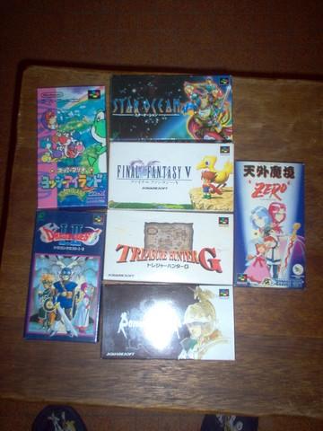 Collection jeux vidéos Bakasan IM000668