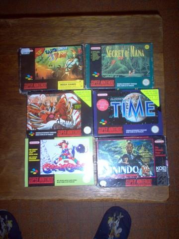 Collection jeux vidéos Bakasan IM000670