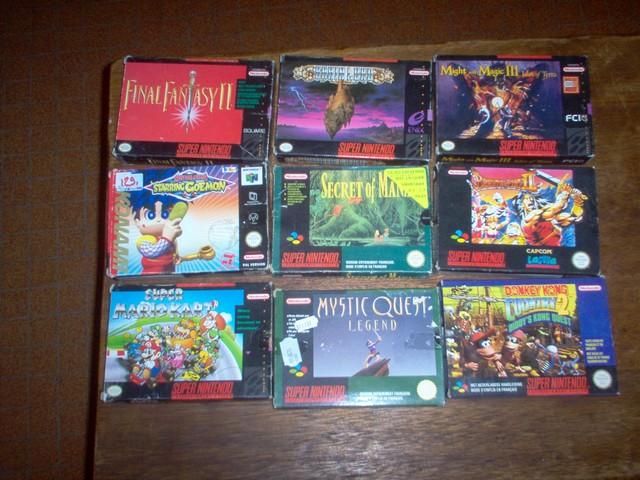 Collection jeux vidéos Bakasan IM000673