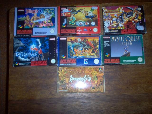 Collection jeux vidéos Bakasan IM000674
