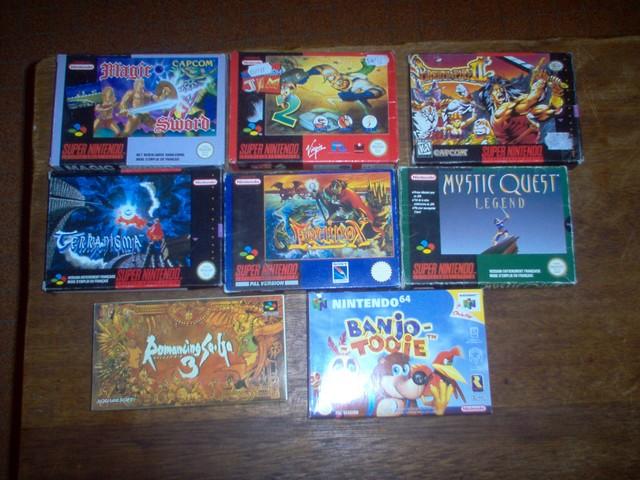 Collection jeux vidéos Bakasan IM000675
