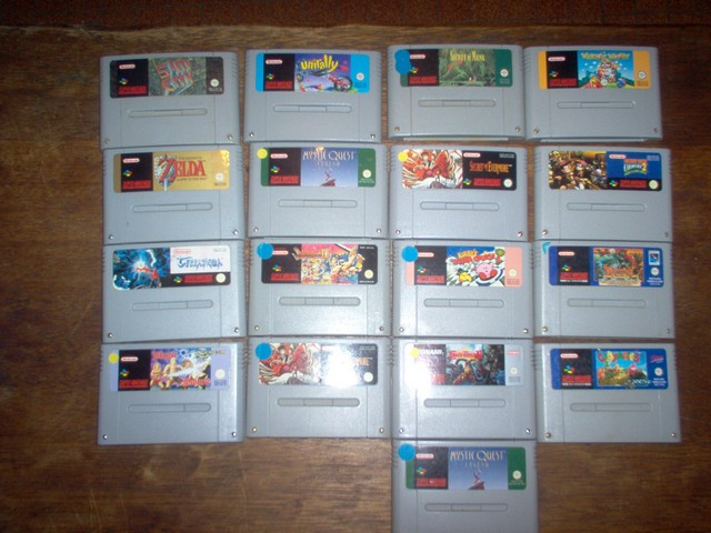 Collection jeux vidéos Bakasan IM000676
