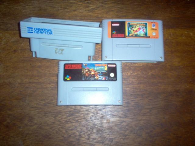 Collection jeux vidéos Bakasan IM000677