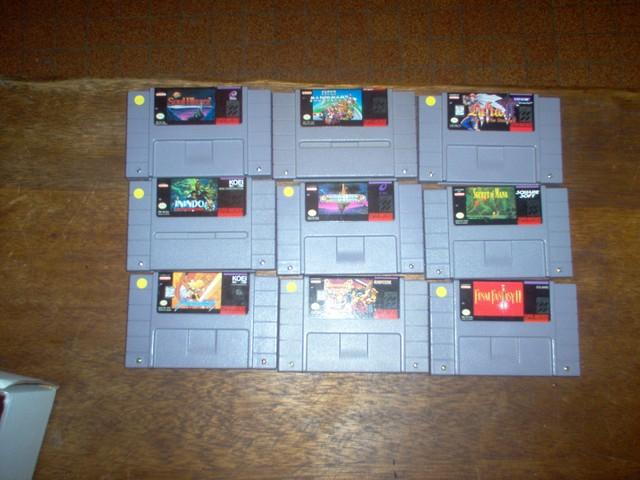 Collection jeux vidéos Bakasan IM000680
