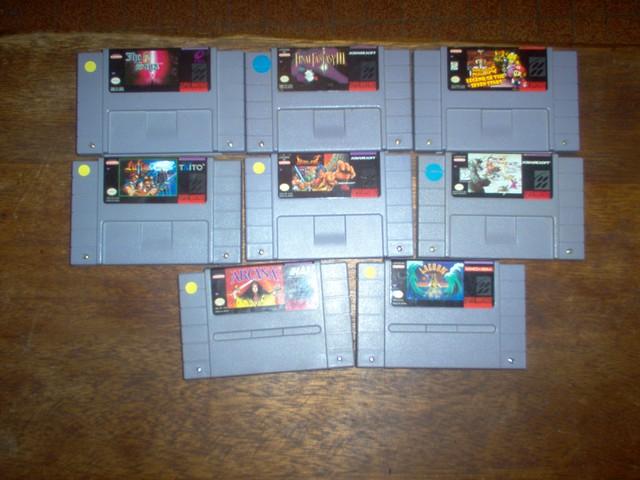 Collection jeux vidéos Bakasan IM000681