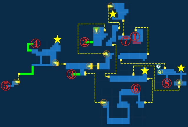 [Guide]: Clefs des Tempêtes Ghostship