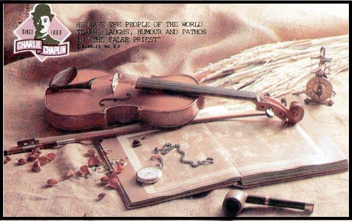 Προεπισκόπηση φύλλου χαρακτήρα Violin